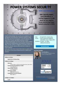eDM Template JouleTech IBM i Security Event - FINAL - JouleTech